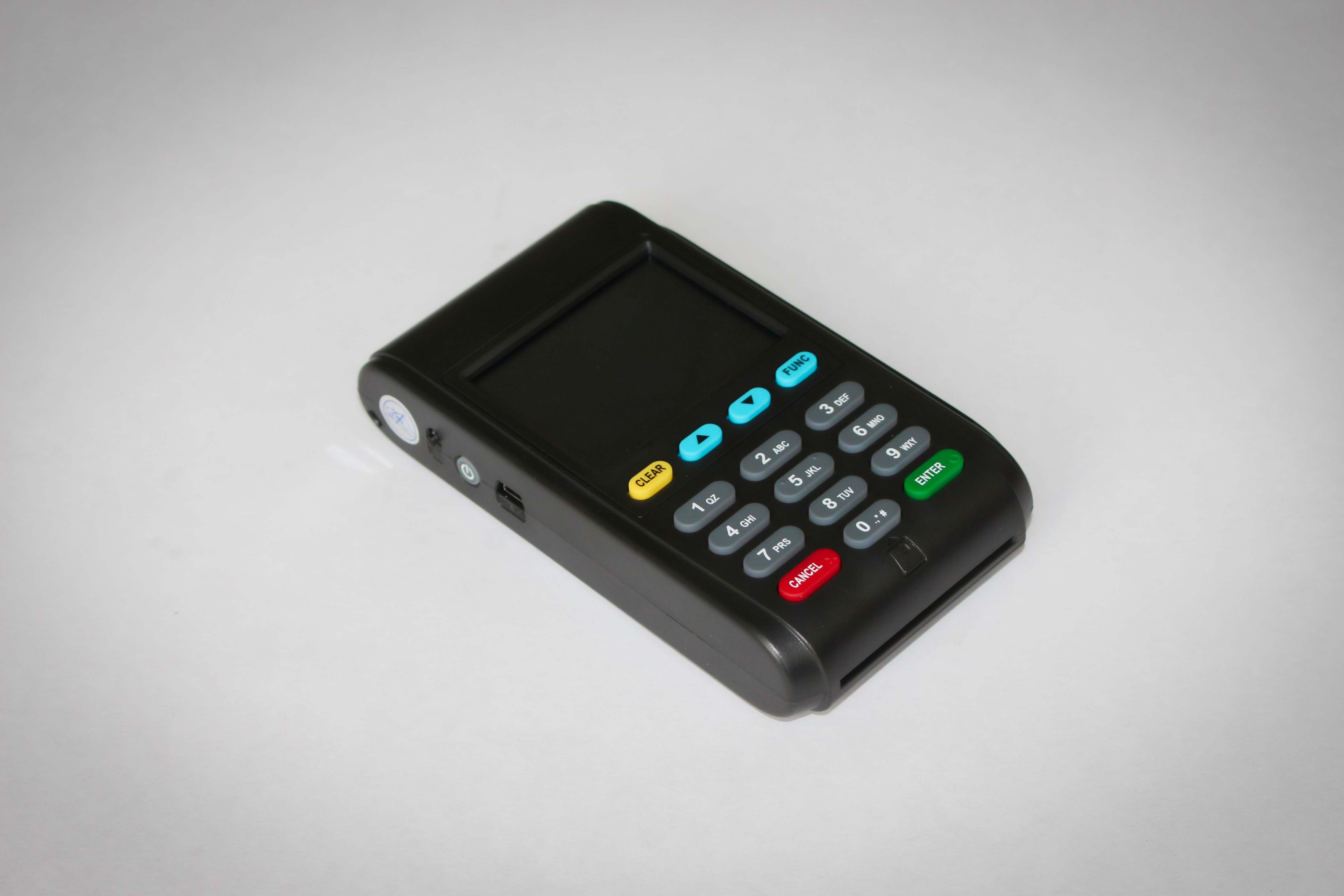 Банковский платежный miniPOS-терминал NEW6210