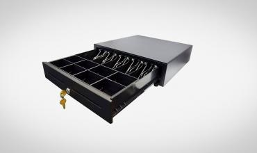 Электро-механический денежный ящик MK-410